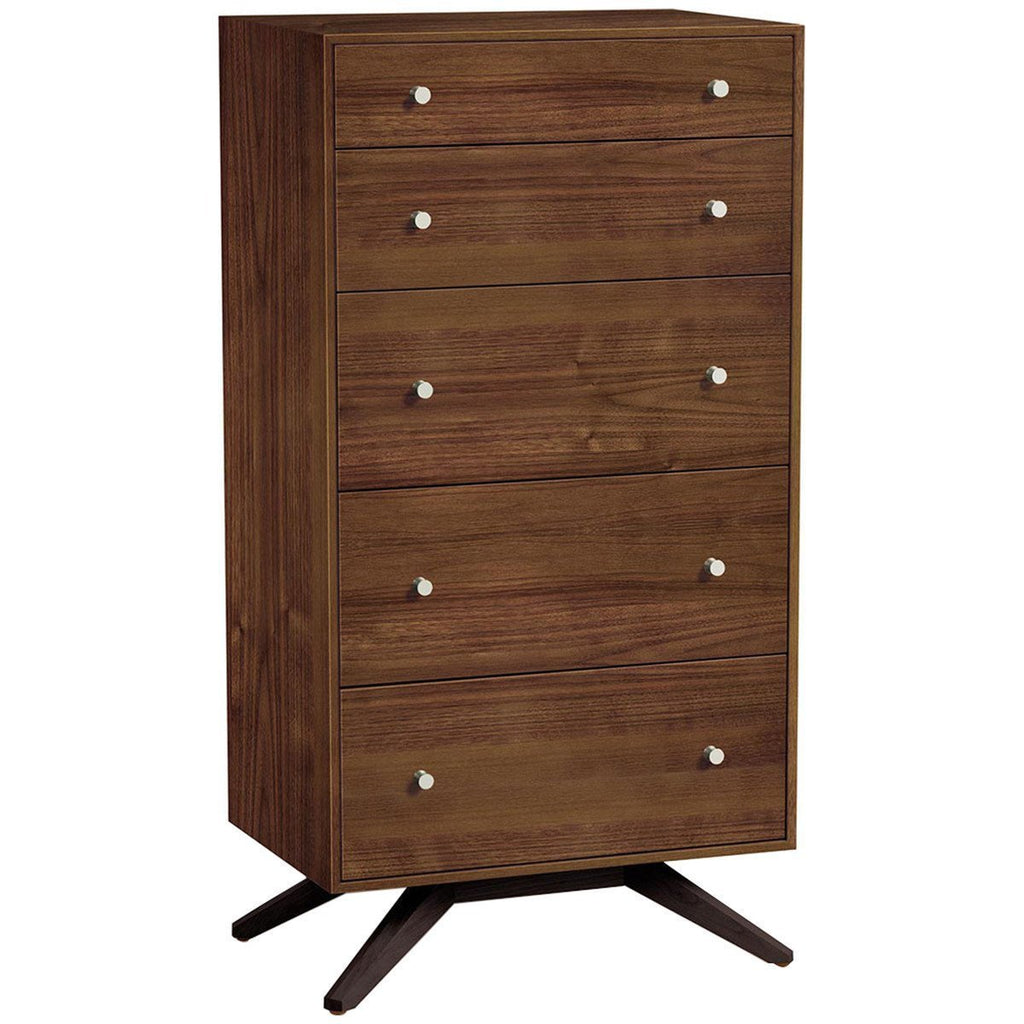 Copeland Furniture Astrid 5 Drawers Dresser