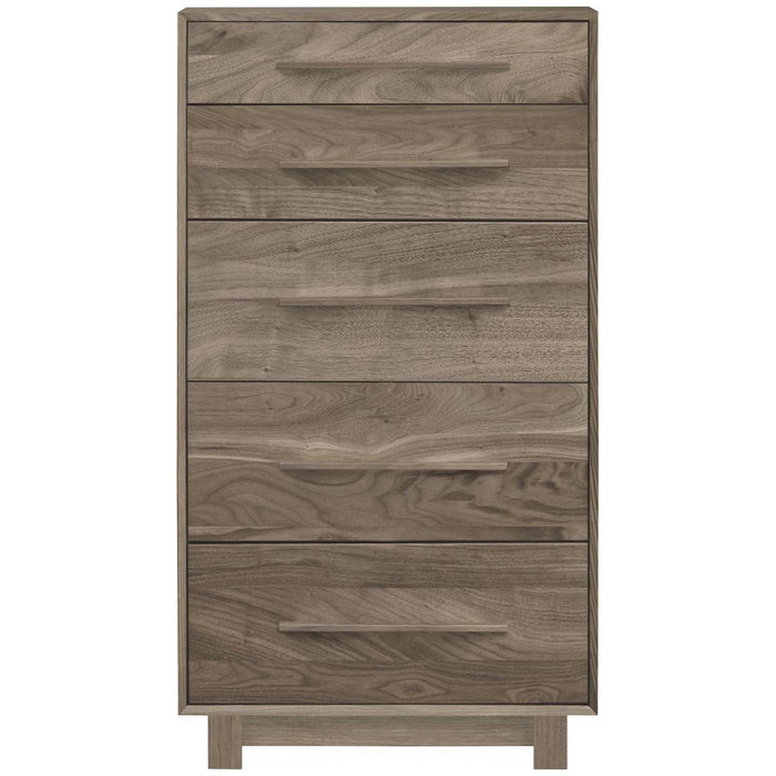 Copeland Furniture Sloane 5-Drawer Narrow Chest
