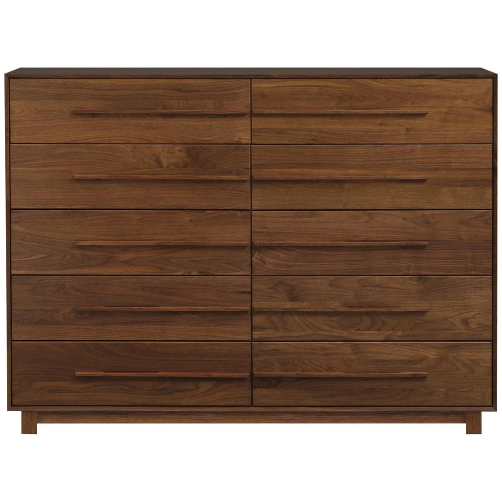 Copeland Furniture Sloane 10-Drawer Dresser