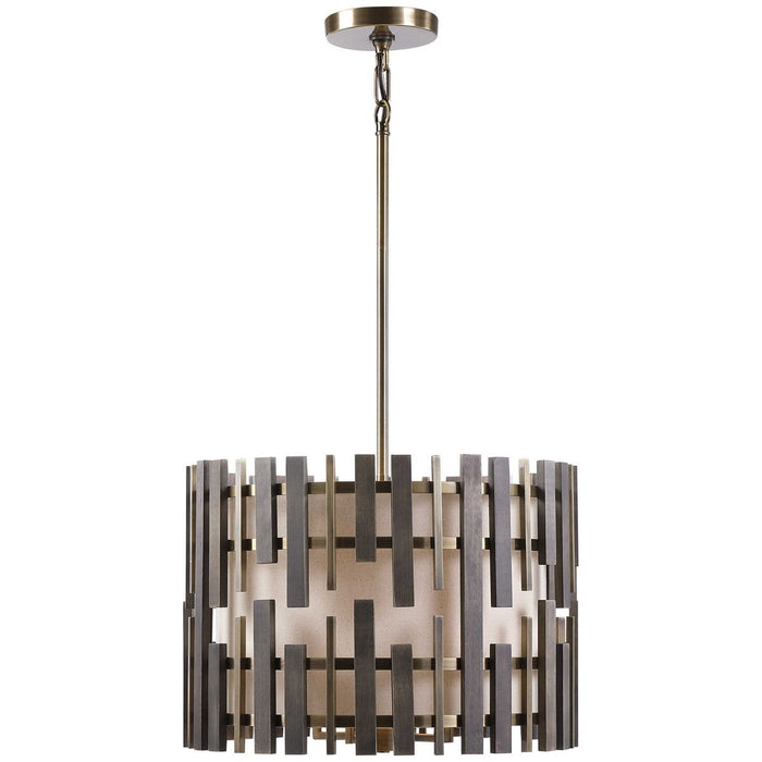 Uttermost Myers 4-Light Drum Pendant