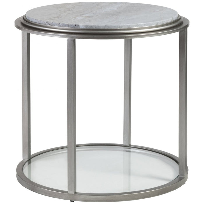 Artistica Home Treville Round End Table 01-2174-953