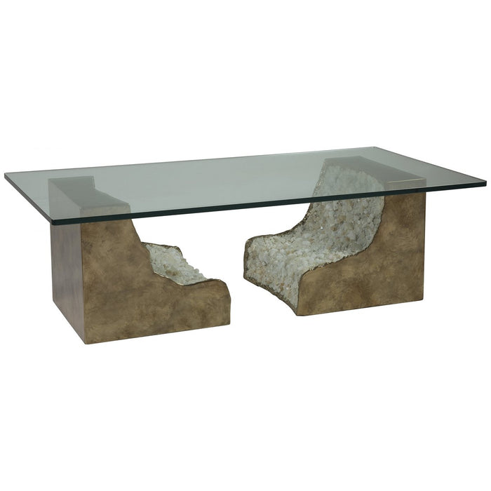 Artistica Home Apricity Rectangular Cocktail Table 01-2181-945C