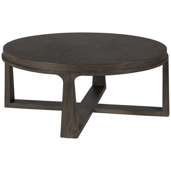 Artistica Home Rousseau Round Cocktail Table 2228-943