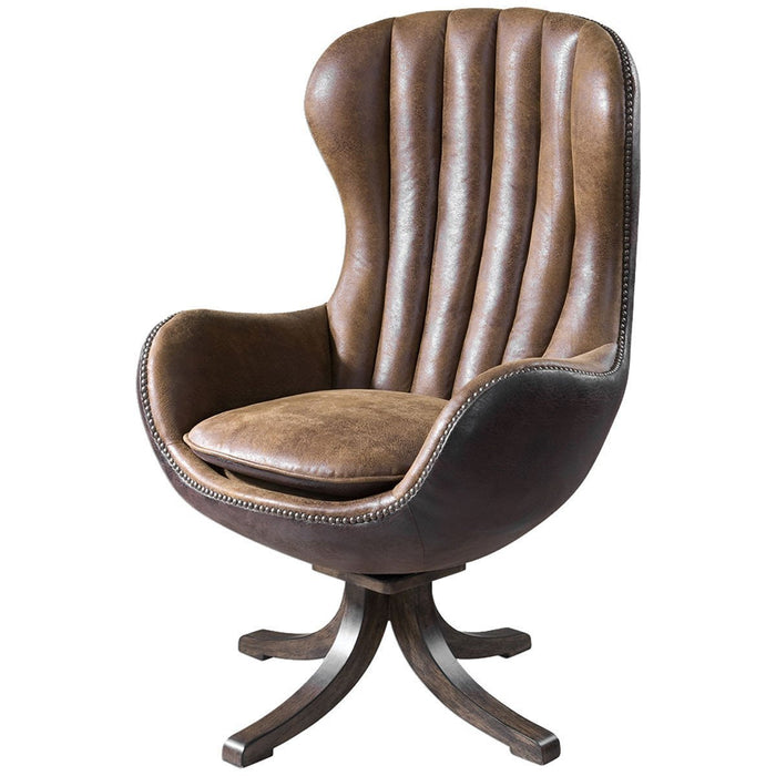 Uttermost Garrett Swivel Chair