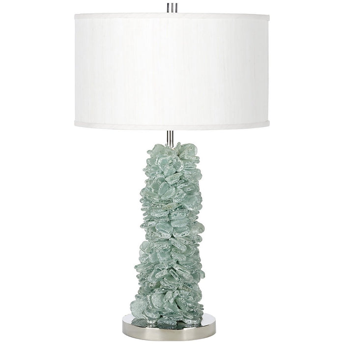 Palecek Seaglass Table Lamp