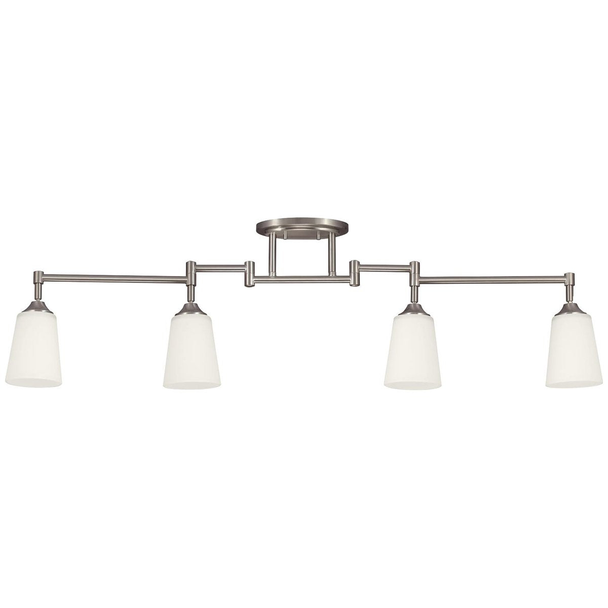 Sea Gull Lighting 4-Light Track Lighting Kit