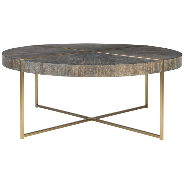Uttermost Taja Round Coffee Table
