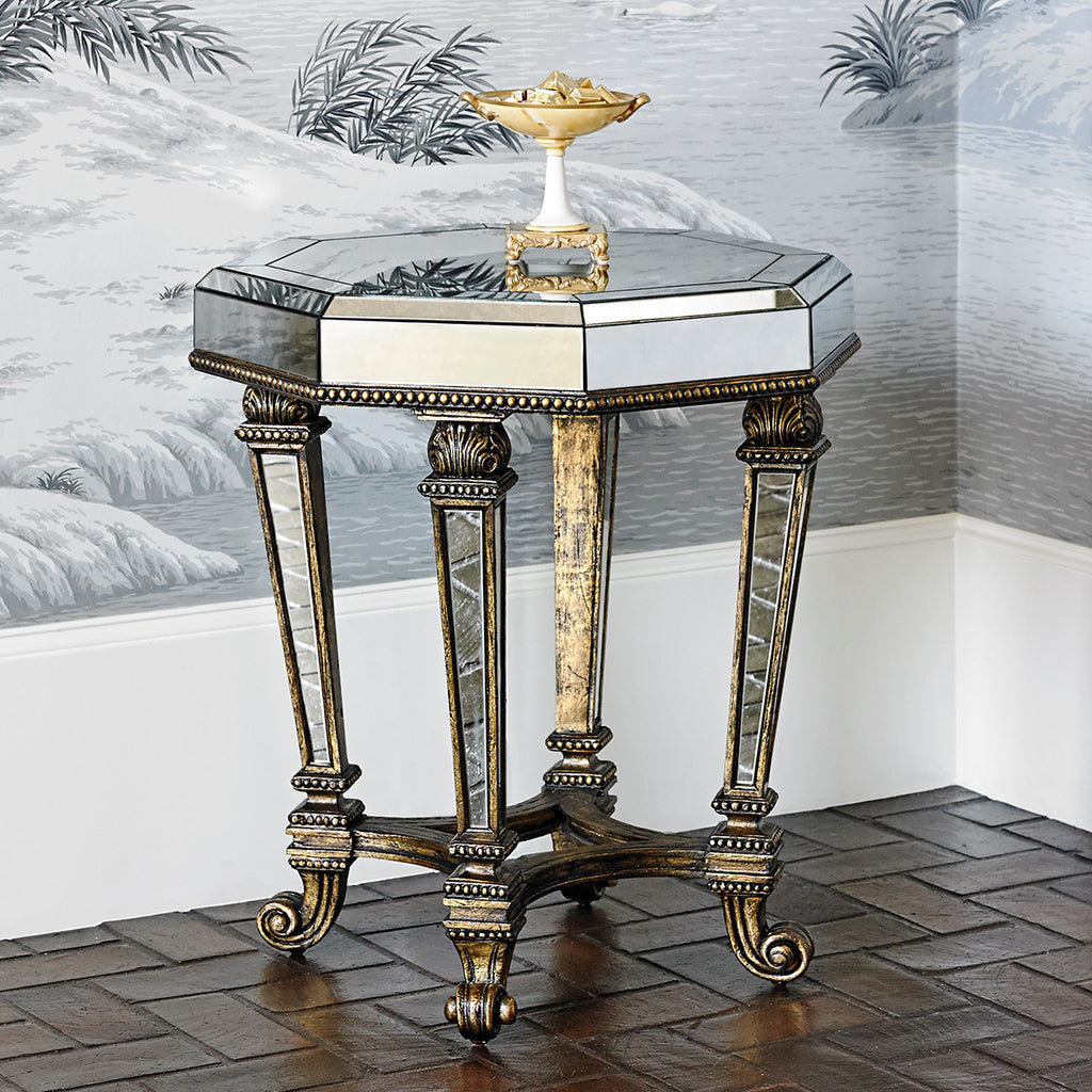 Ambella Home Voranado Octagonal Accent Table