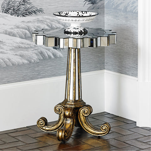 Ambella Home Voranado Fluted Accent Table