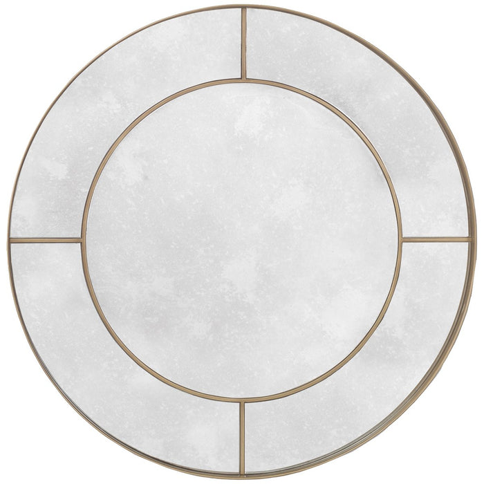 Ambella Home Traverse Round Mirror