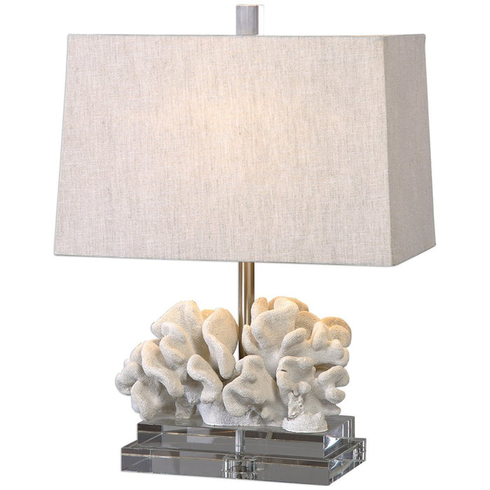 Uttermost Coral Table Lamp