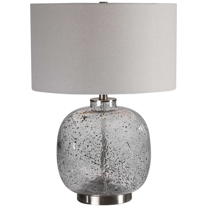 Uttermost Storm Glass Table Lamp