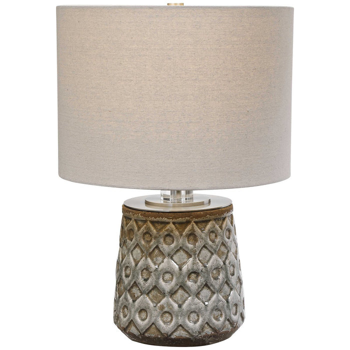 Uttermost Cetona Old World Table Lamp