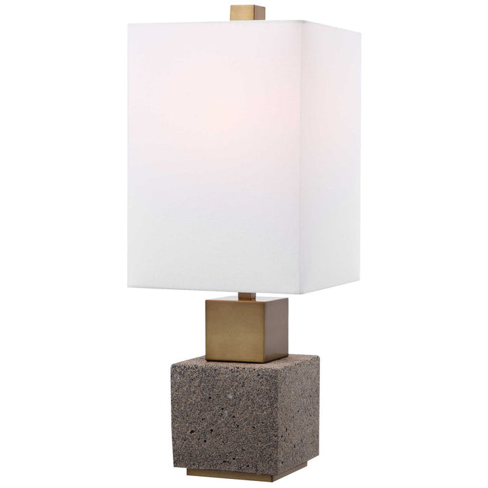Uttermost Auckland Granite Buffet Lamp