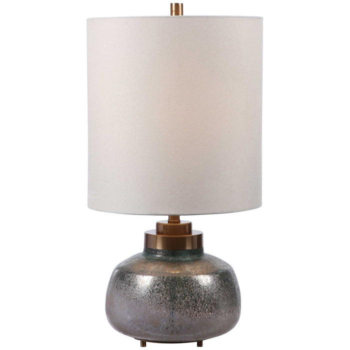 Uttermost Catrine Art Glass Buffet Lamp