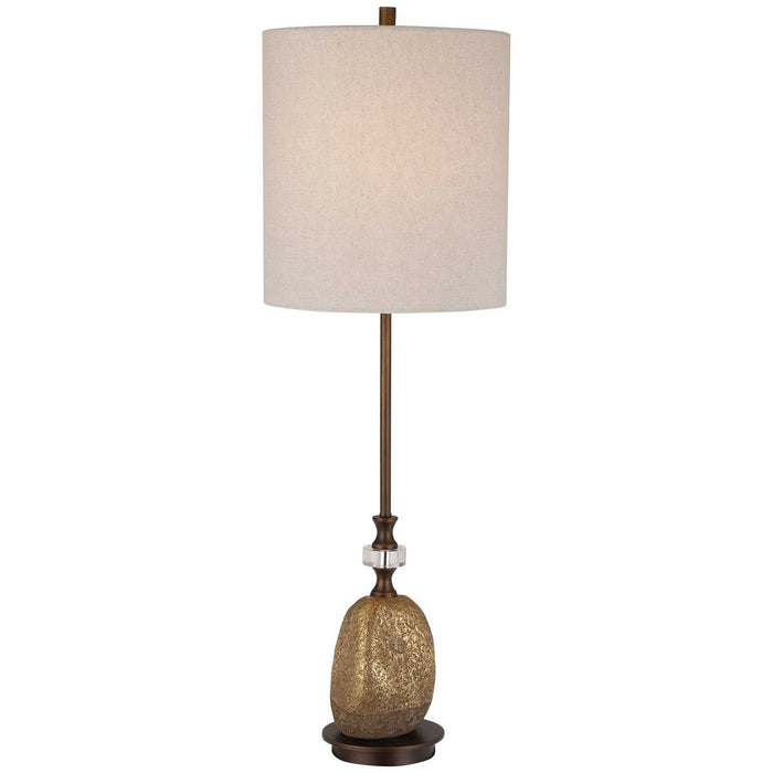 Uttermost Aurum Gold Buffet Lamp
