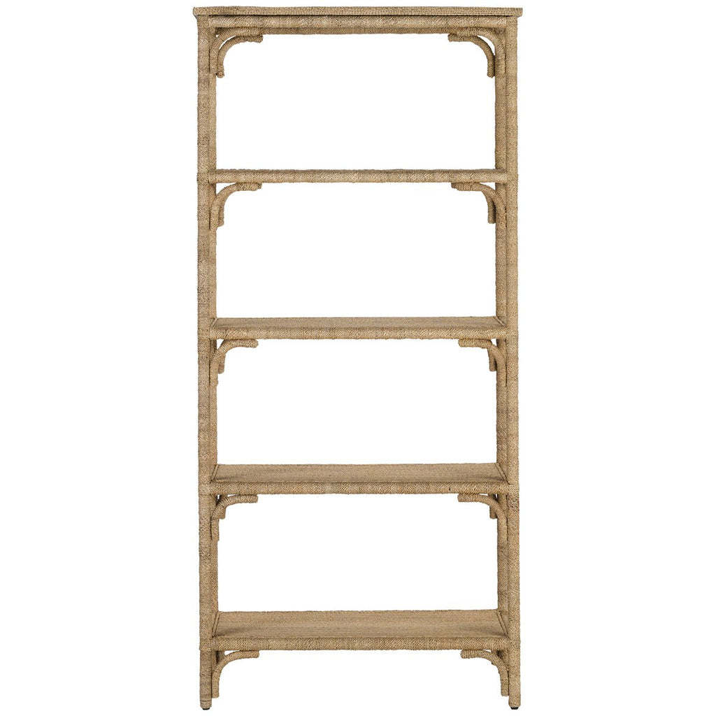 Currey and Company Olisa Etagere