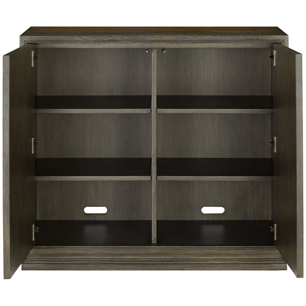 Currey and Company Darcy Cabinet
