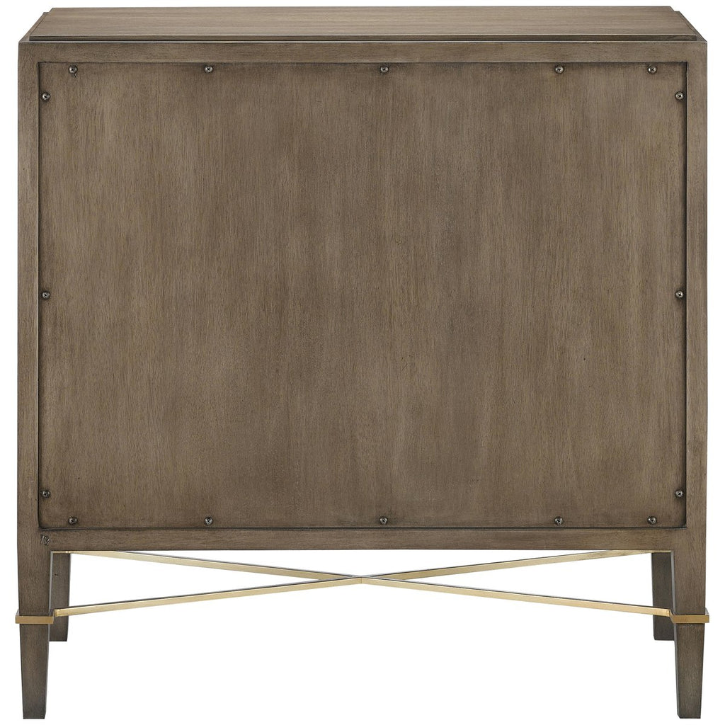 Currey and Company Verona Chanterelle Chest