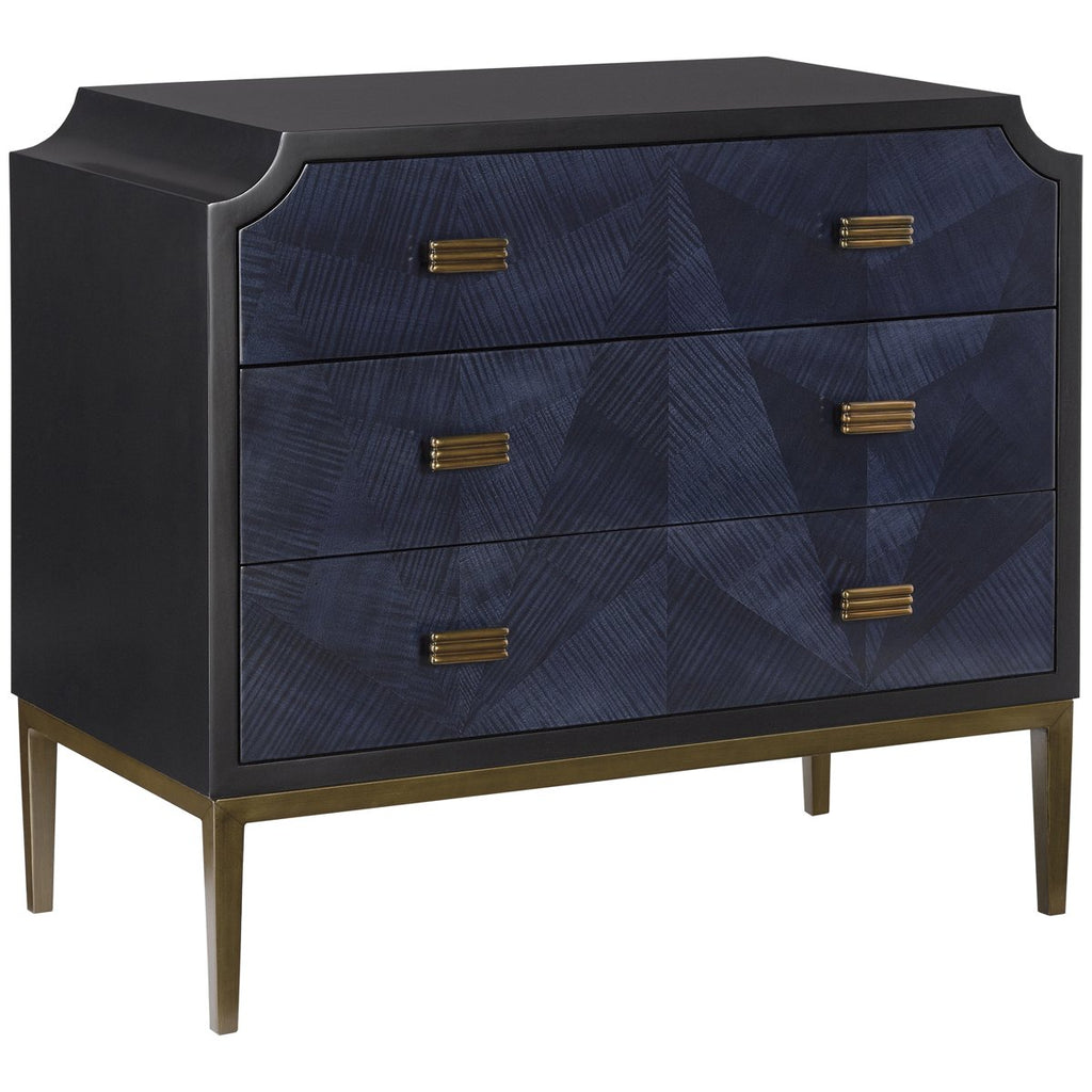 Currey and Company Kallista Chest