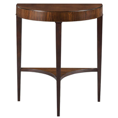 Woodbridge Furniture Demilune Hall Table