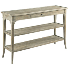 Woodbridge Furniture Vintage Console Table