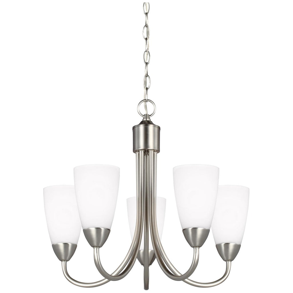Sea Gull Lighting Seville 5-Light Chandelier - 9.5W
