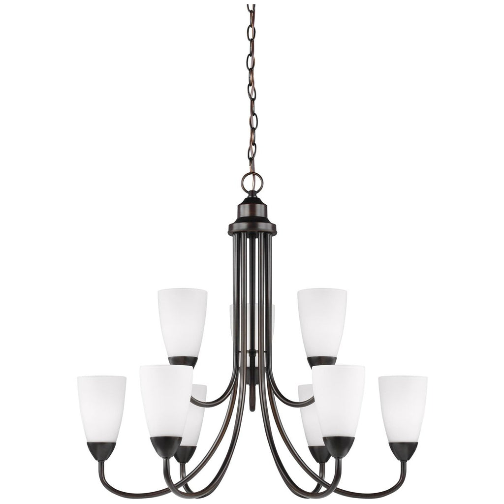 Sea Gull Lighting Seville 9-Light Chandelier