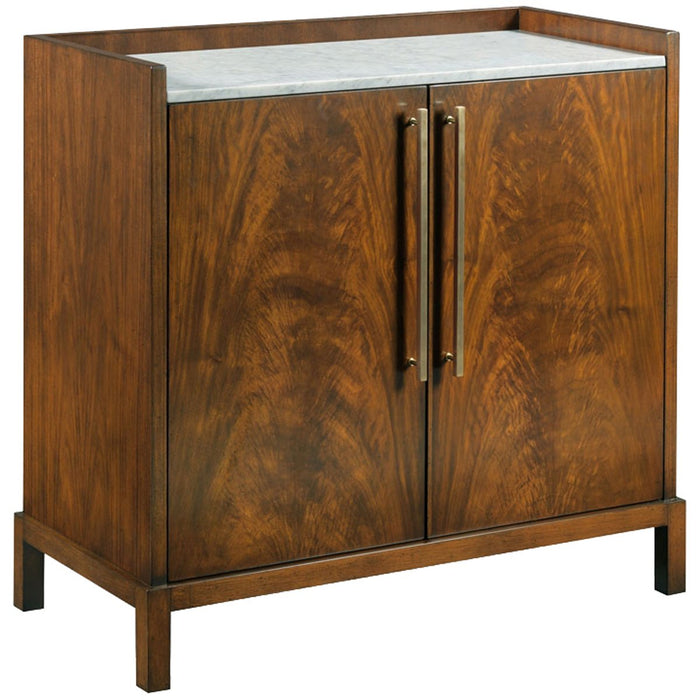 Woodbridge Furniture Ridge Bar Cabinet