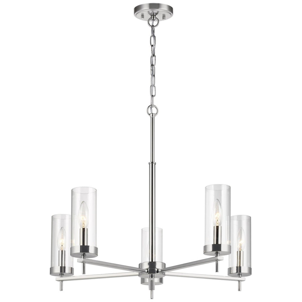Sea Gull Lighting Zire 5-Light Chandelier