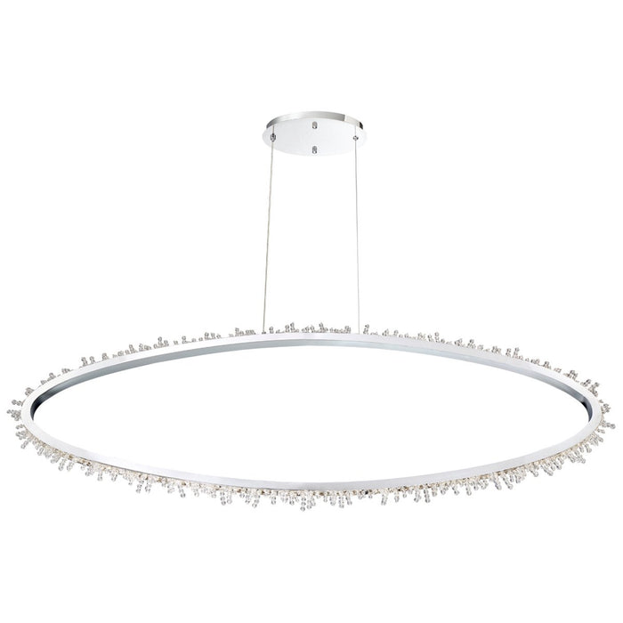 Eurofase Scoppia LED Oval Chandelier