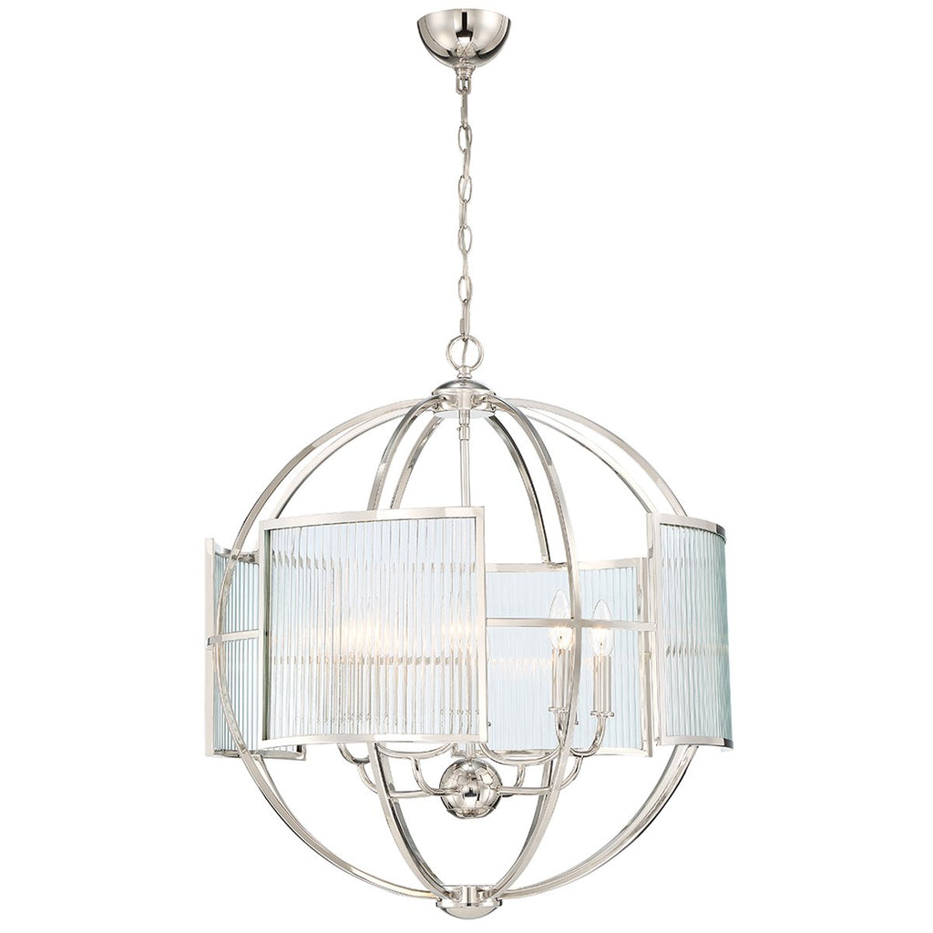 Eurofase Manilow 8-Light Chandelier
