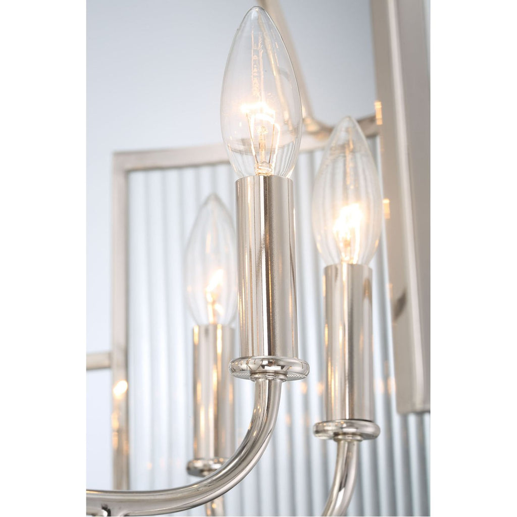 Eurofase Manilow 6-Light Chandelier