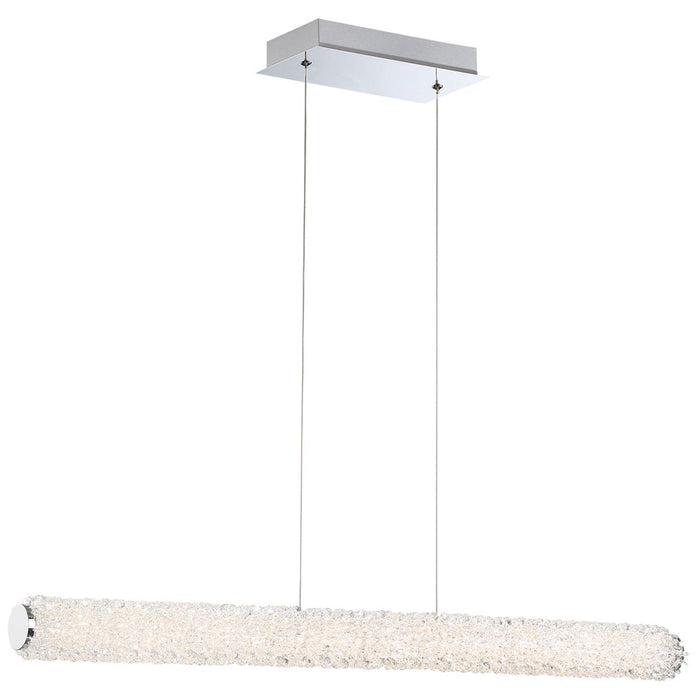 Eurofase Sassi 30W LED Linear Chandelier