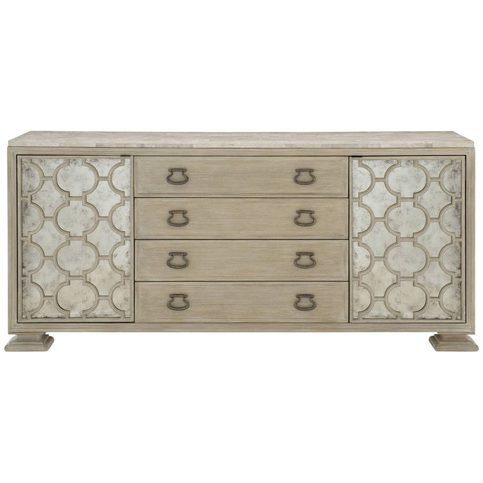 Bernhardt Santa Barbara Buffet with Stone Top