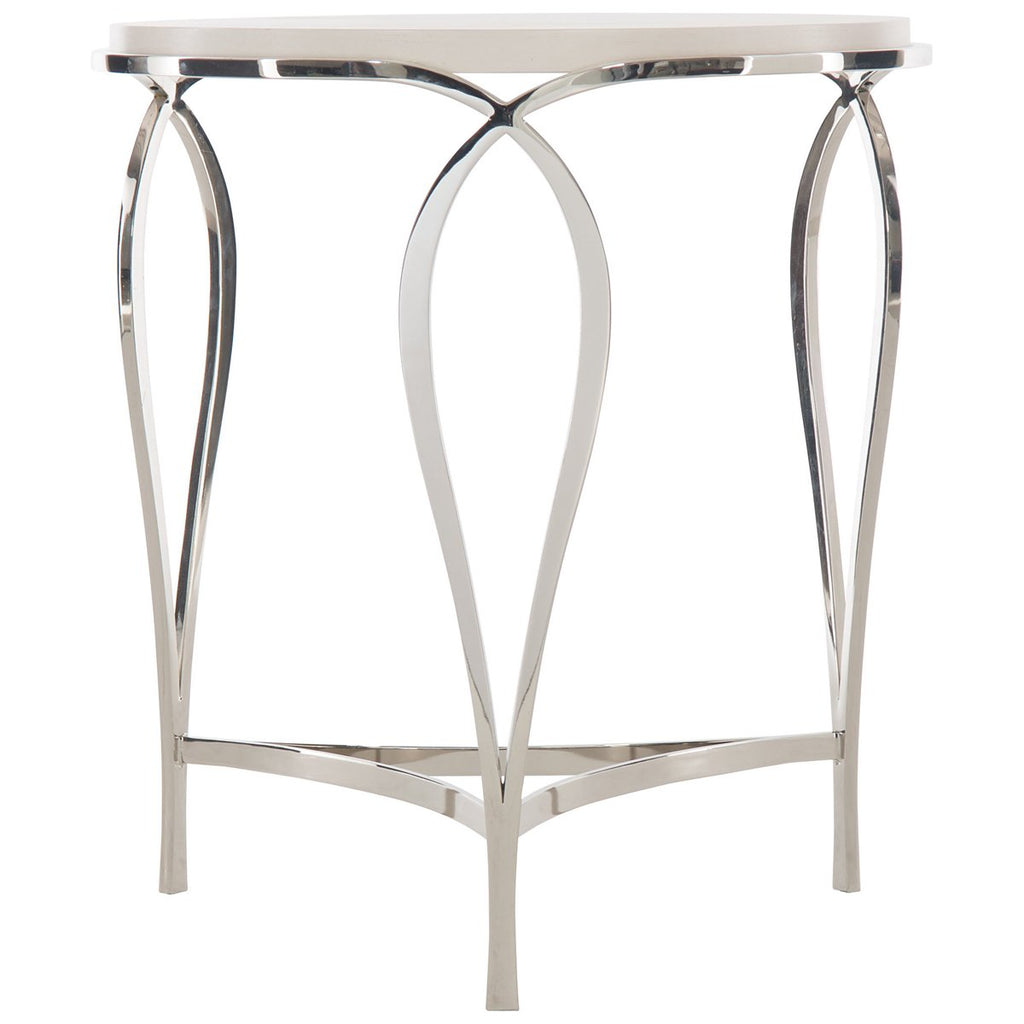 - Bernhardt Calista, Metal Accent Table With Wood Top, Accent-Tables –  Benjamin Rugs & Furniture