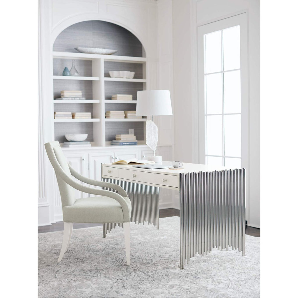 Bernhardt Calista Metal Desk