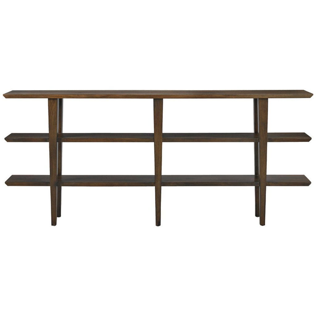 Hickory White Terra Modern Ames Console Table