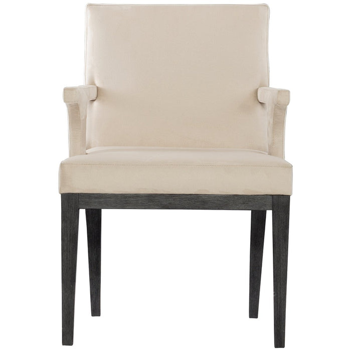 Bernhardt Interiors Staley Arm Chair Set of 2