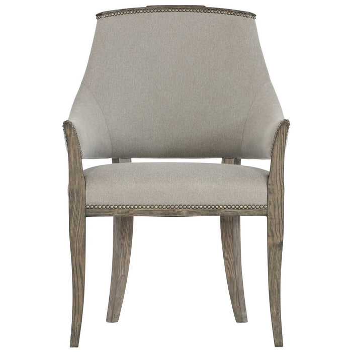 Bernhardt Canyon Ridge Upholstered Arm Chair Set of 2