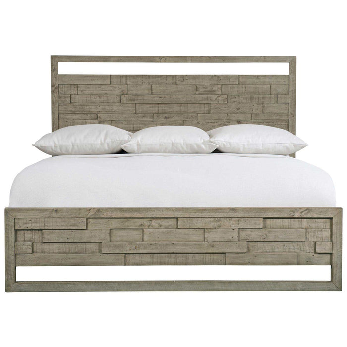 Bernhardt Loft Shaw Panel Bed