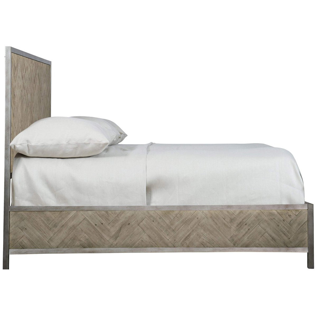 Bernhardt Loft Milo Panel Bed