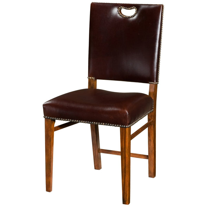 Theodore Alexander Campaign Tireless Campaign Side Chair Set of 2