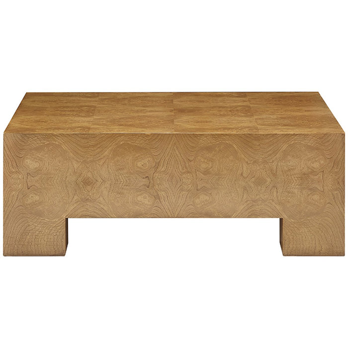 Hickory White Barcelona Cocktail Table