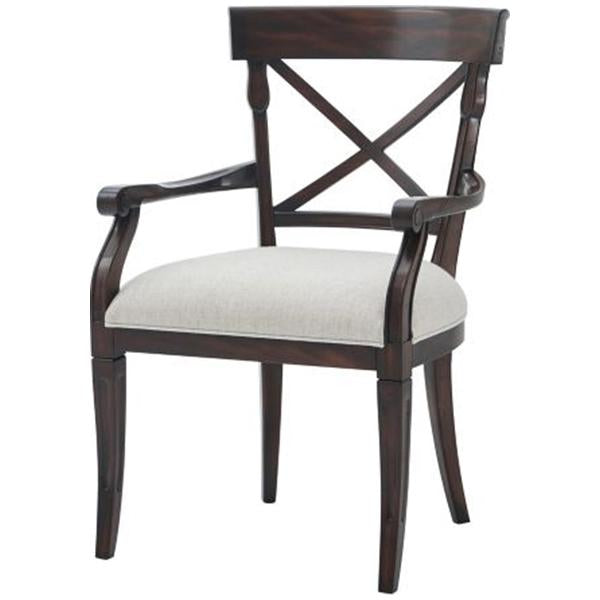 Theodore Alexander Brooksby Armchair, Set of 2
