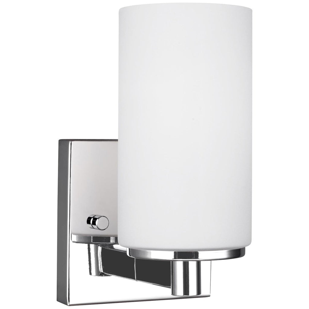 Sea Gull Lighting Hettinger 1-Light Wall/Bath Sconce