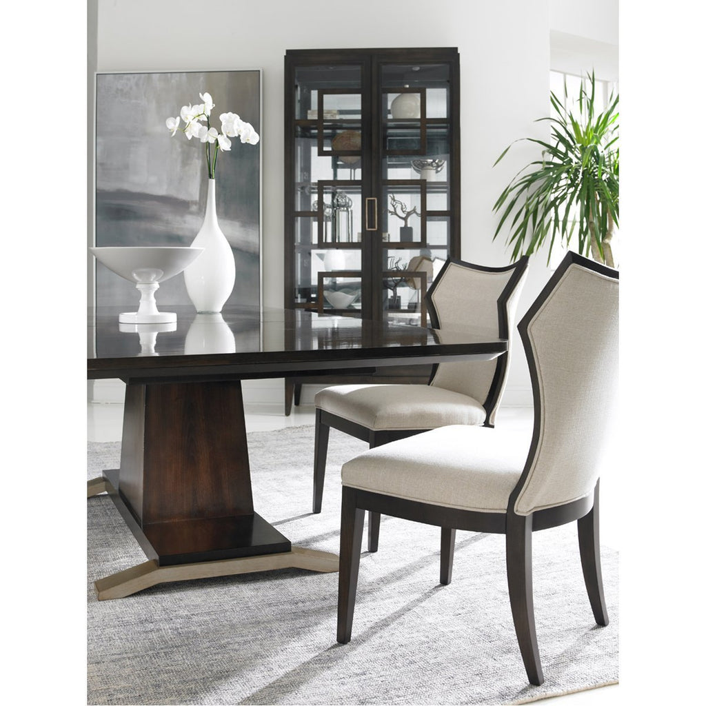 Hickory White Westport Tyler Dining Table