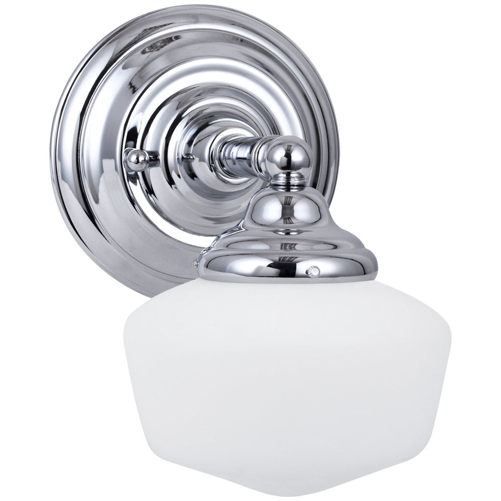 Sea Gull Lighting Academy 1-Light Wall/Bath Light