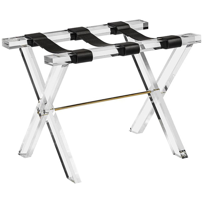 Interlude Home Ritz Luggage Stand