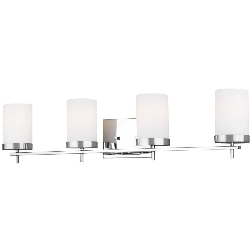 Sea Gull Lighting Zire 4-Light Bath Light